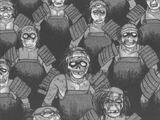 Ieyasu Undead Army