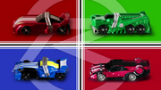 Drive EP34 Shift Cars