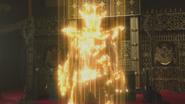 Lupin golden light