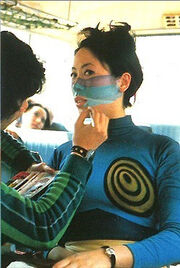 Hachi Onna make-up