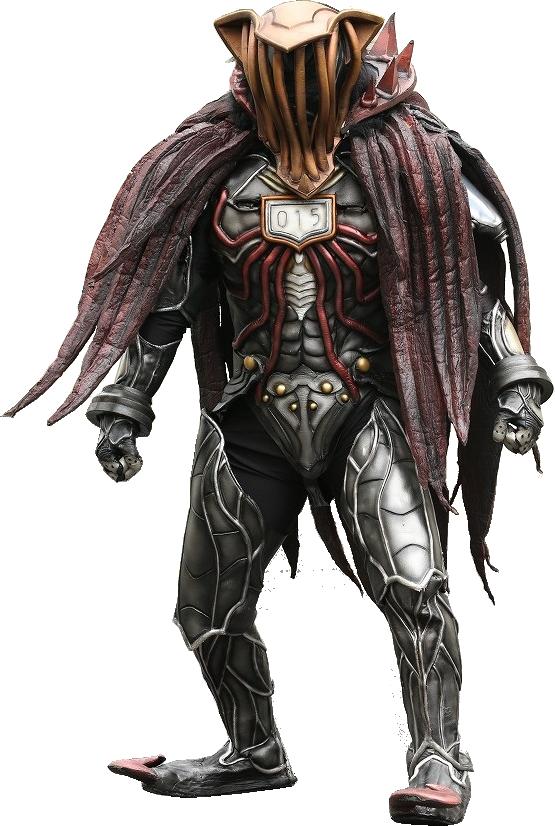 素体ロイミュード(死神/スパイダー型)