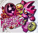 Mighty Action X