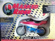 3677 Masked Rider Super Gold's Talking Bike Super Chopper