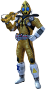 Kamen Rider Fourze Elek States in City Wars