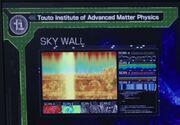 Sky Wall Spelling