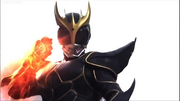Kamen Rider Kuuga Ultimate Black Eye