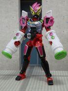 SODO Red Geiz Ex-Aid Armor