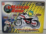 3678 Masked Rider Super Blue's Talking Bike Ultra Chopper