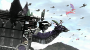 Castle Doran in the Rider War