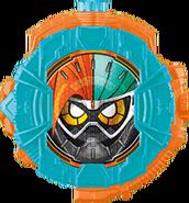 KRZiO-Ex-Aid Double Action Gamer XX R Ridewatch