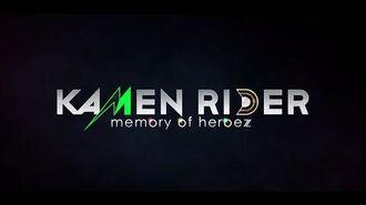 PS4 Nintendo Switch KAMENRIDER memory of heroez 1st announcement trailer