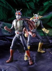 KR-2 & Shocker Rider SIC Vol15