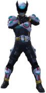 Kamen Rider Birth Prototype in City Wars