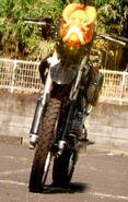 Bugster Virus Bike Mode