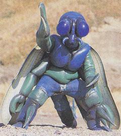 獣人ヘビトンボ(成虫)