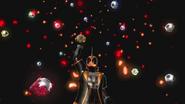 Kamen Rider Ghost with Eyecon Driver G in Battride War Genesis