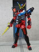SODO Red Geiz Build Armor