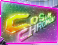 Cosmic Chronicle Title Screen