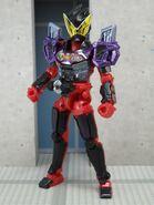 SODO Red Geiz Genm Armor