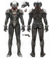 Cobra-Type Roidmude (029) Early Design