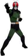 Kamen Rider Black RX in City Wars
