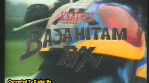 Ksatria Baja Hitam RX (Kamen Rider Black RX Indonesia song)