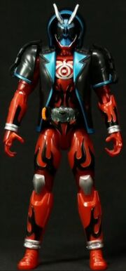 Ghost Toucon Specter Damashii