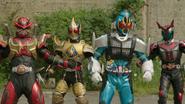 KRArmed,King,Cosmic and Hyper