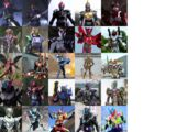 Kamen Riders' Super Forms