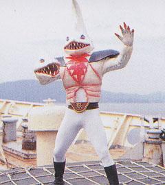Shark Kikkaijin