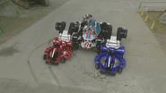 Ride Crosser Ride Booster