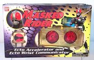 Ecto Accelerator & Ecto Wrist Communicator