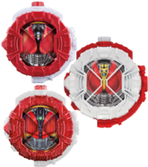 All Den-O Ridewatches