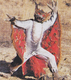 Japanese Dwarf Flying Squirrel Beastman