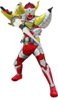 Kamen Rider Baron in City Wars
