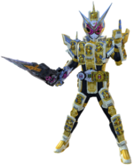Kamen Rider Zi-O (Grand Zi-O) in City Wars