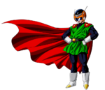 The great saiyaman