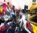 Kamen Rider × Kamen Rider × Kamen Rider The Movie: Cho Den-O Trilogy