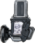 KREA-Gashat Gear Dual Another Perfect Puzzle