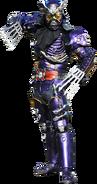 Another Shinobi with Tekkō-kagi