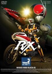 Black RX DVD Vol 2