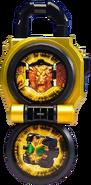 KRGa-Beast Lockseed opened