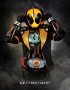 Kamen Rider Climax Fighters Ghost Poster