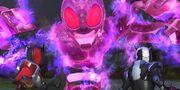 Kamen Rider Core Upgrade