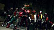 Seven Legendary Riders (Movi War Mega Max)