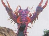 Large Centipede Beastman
