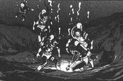 Commando Roids Diver (Spirits)