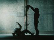 Cyborg Level 2 Decapitated by Shin