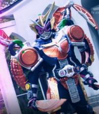 Gaim armor