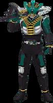 Kamen Rider Zeronos in City Wars